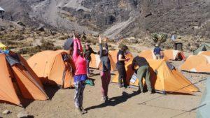 yoga kilimanjaro
