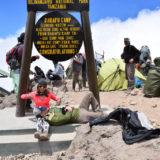 Climbing Kilimanjaro, Lemosho route