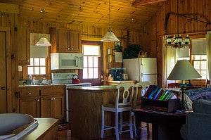 Deerfield Cottage at Autumn Ridge Cottages Lexington Virginia
