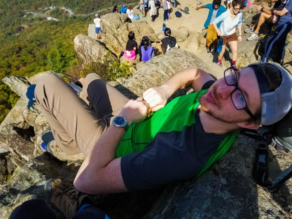 Mary's Rock, Shenandoah National Park