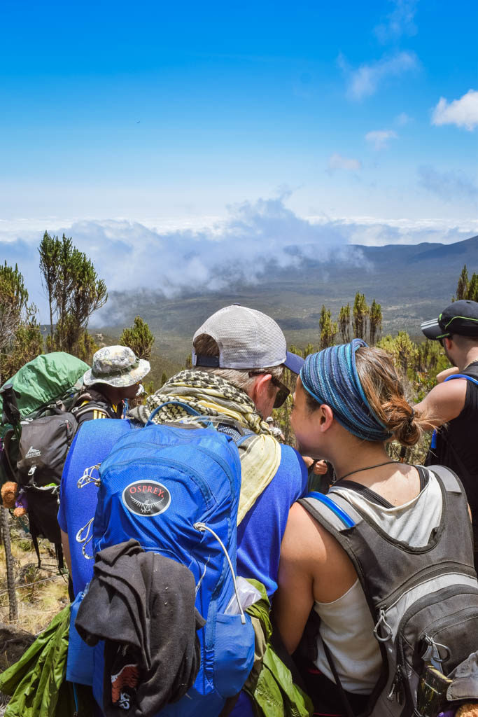 Kilimanjaro packing list guide packs