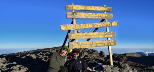 Climbing Kilimanjaro blog