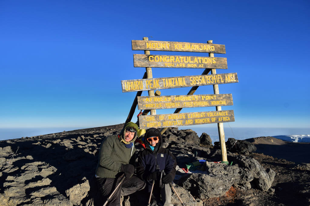 Hiking Mt. Kilimanjaro: Climbing for a Cause Charity Hike