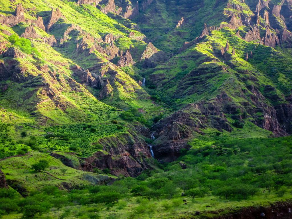 Ribeira das Patas, Cape Verde Santo Antao.