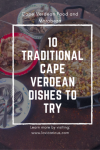 Cape Verdean Food and Morabeza, Pinterest