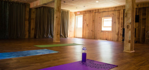 Goat Yoga Lexington VA Autumn Ridge