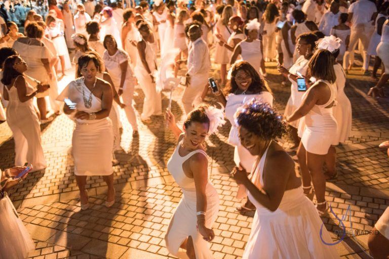 Dîner en Blanc Washington DC : A Magical Night in the Heart of the Capital