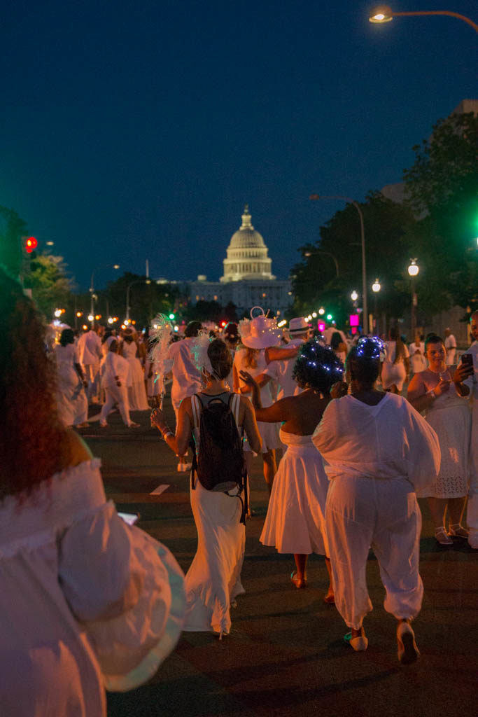 Dîner en Blanc Washington DC