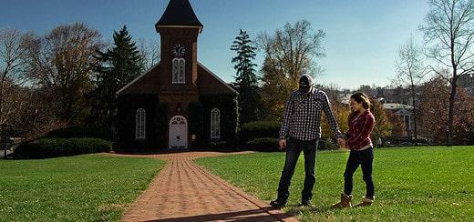 Lee Chapel adventures in Lexington Virginia