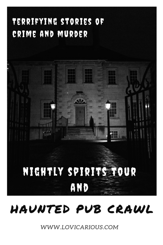 #ghosts #haunted #Alexandria #thingstodo #Virginia #tours