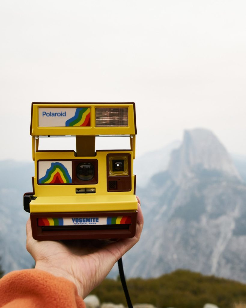 Polaroid cause driven gifts