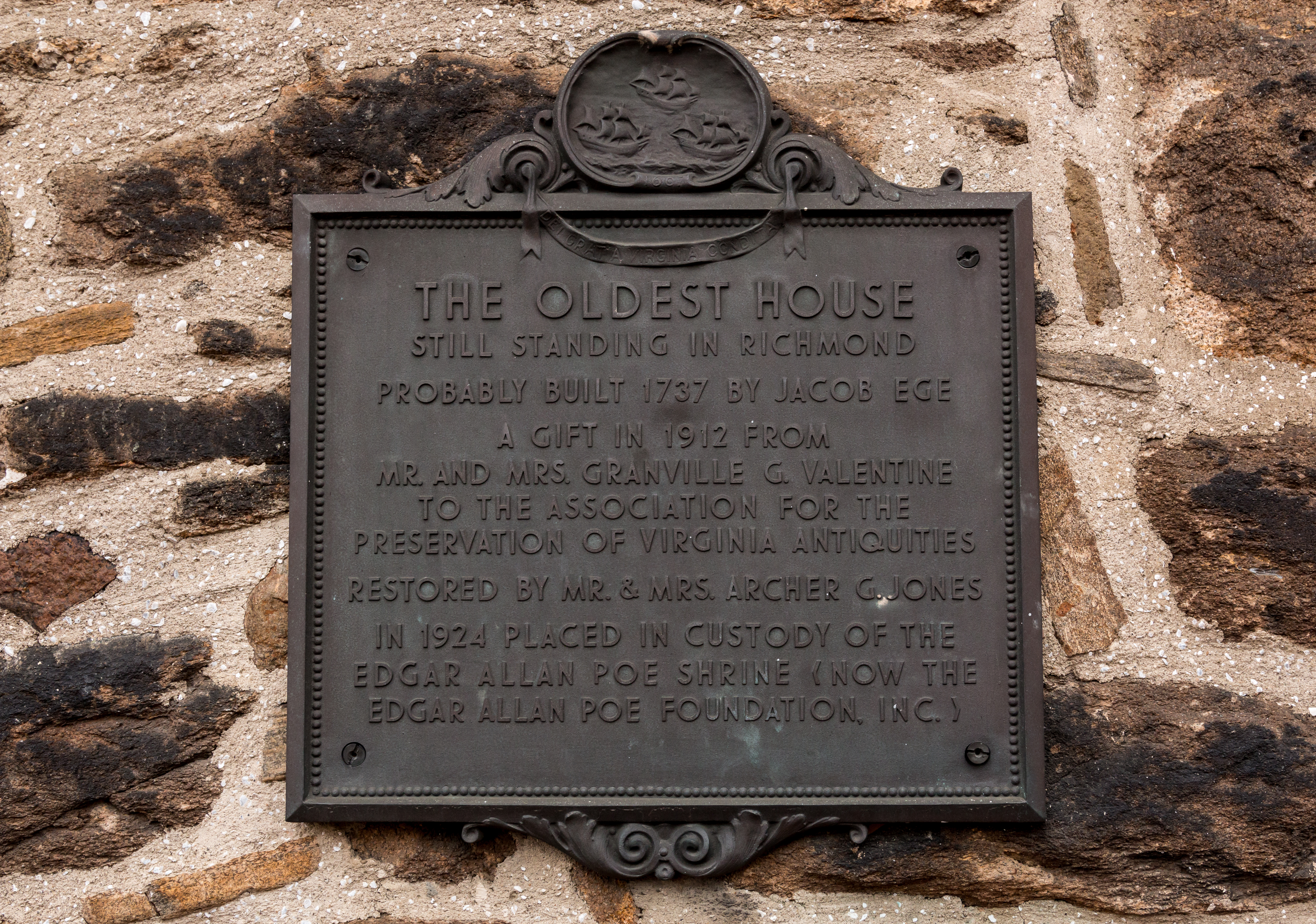Discovering Poe at Richmond's Edgar Allen Poe Museum