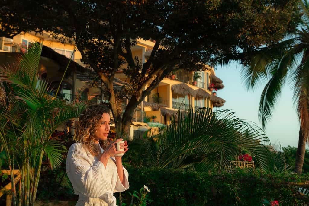Villa Amor hotel in Sayulita, Mexico