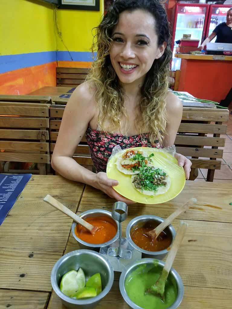 Tacos el Ivan Sayulita