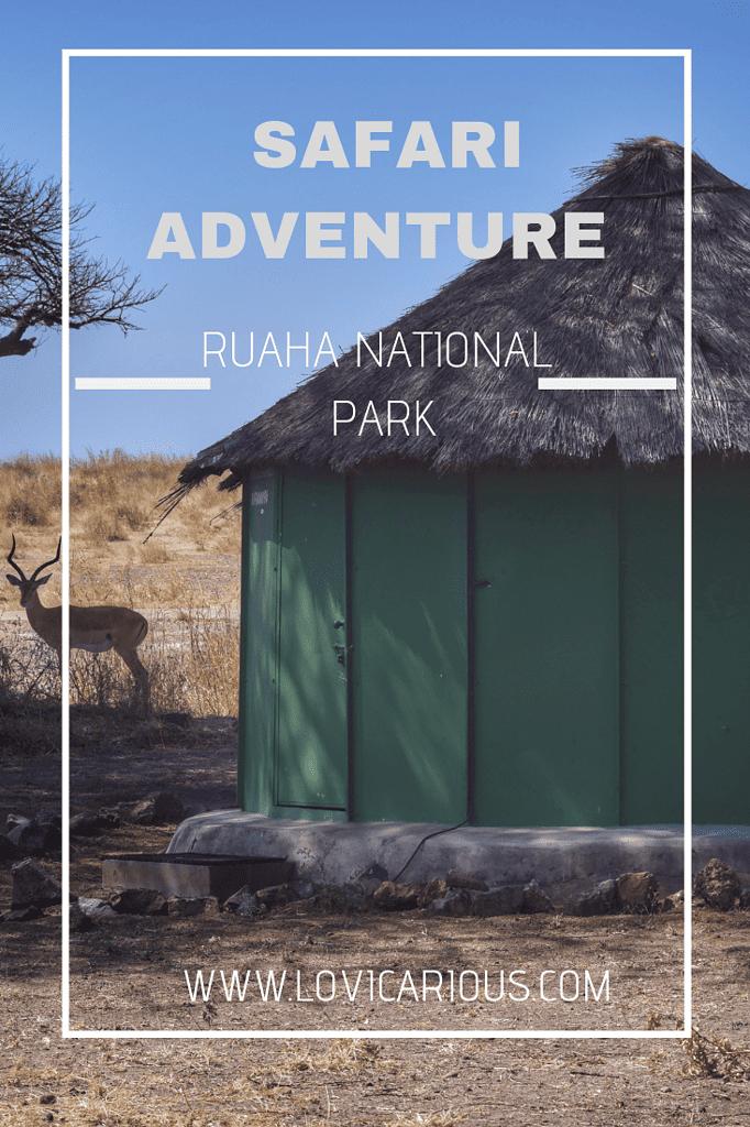 Tanzanian Banda, bucket list adventure
