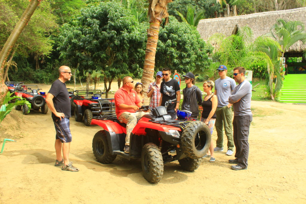 ATV Tour Sayulita Mexico