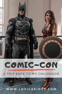 ComicCon San Diego