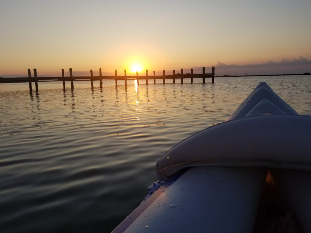 Smith Island Maryland kayaking