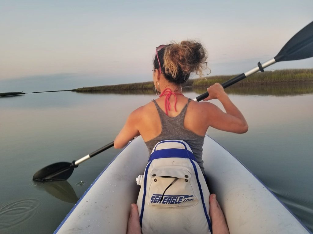 Things to do Kayaking Smith Island