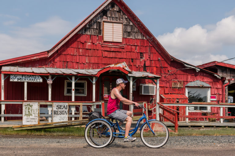 Things to do bicycle smith island maryland