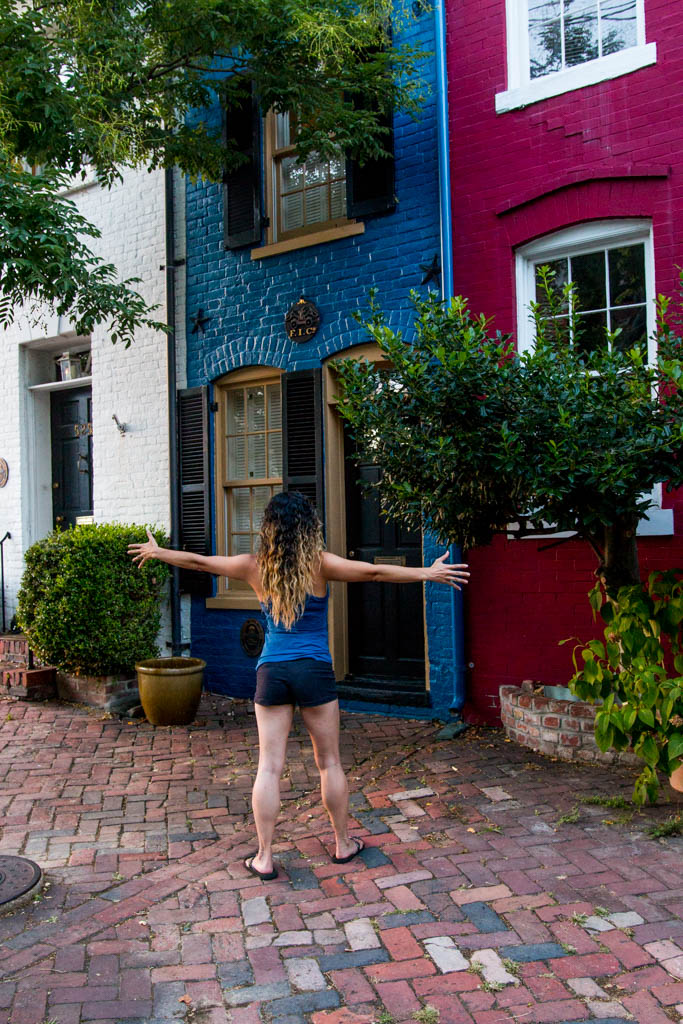 Things to do in Alexandria: Spite House