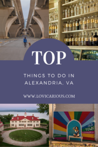 Things to do in Alexandria: www.lovicarious.com