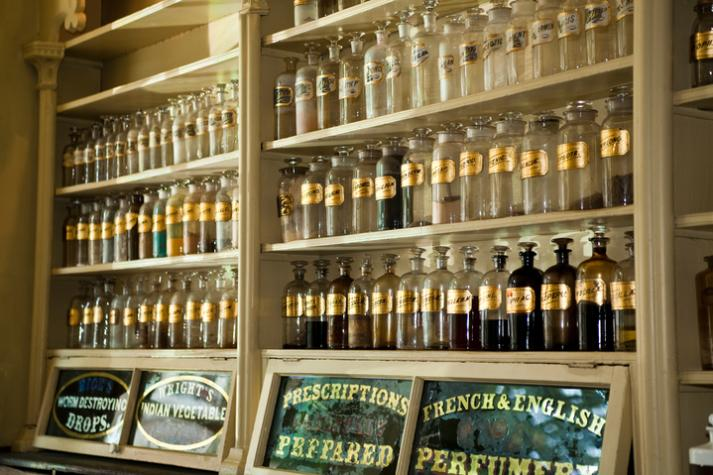 Things to do in Alexandria: Apothecary