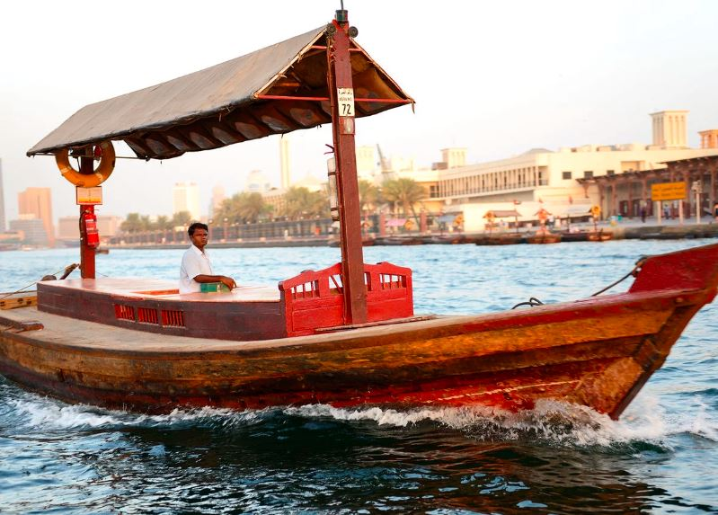 Dubai things to do budget