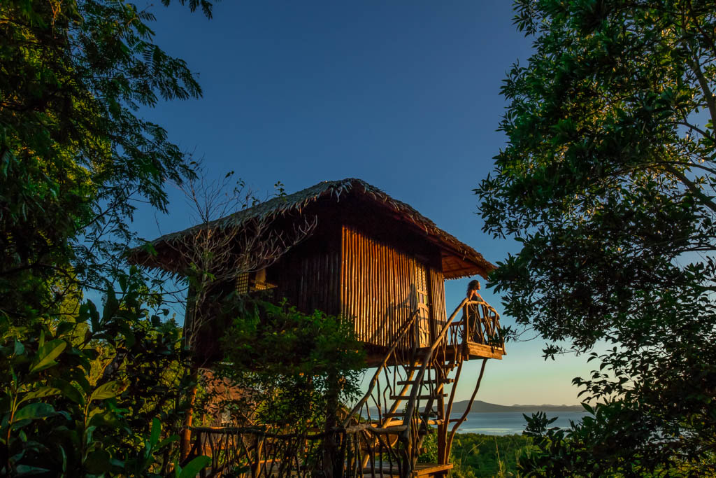 Sanctuaria Treehouses: a unique eco-stay in Busuanga, Philippines