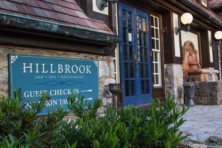 Hillbrook Inn and Spa: Where American History meets European style and Southern Charm