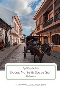 Ilocos Norte Ilocos Sur; Pinterest