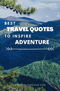 Pinterest Travel Quotes to Inspire Adventure