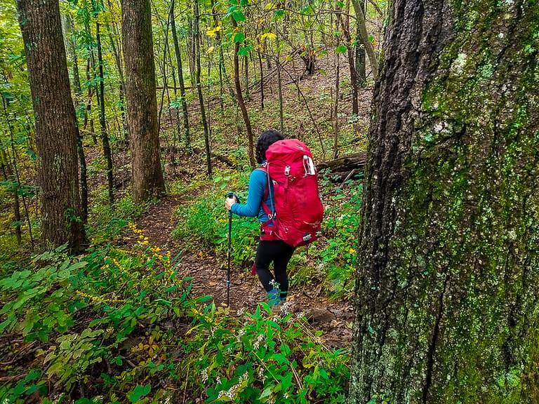 Practical Guide to Backpacking Virginia's Three Ridges Loop