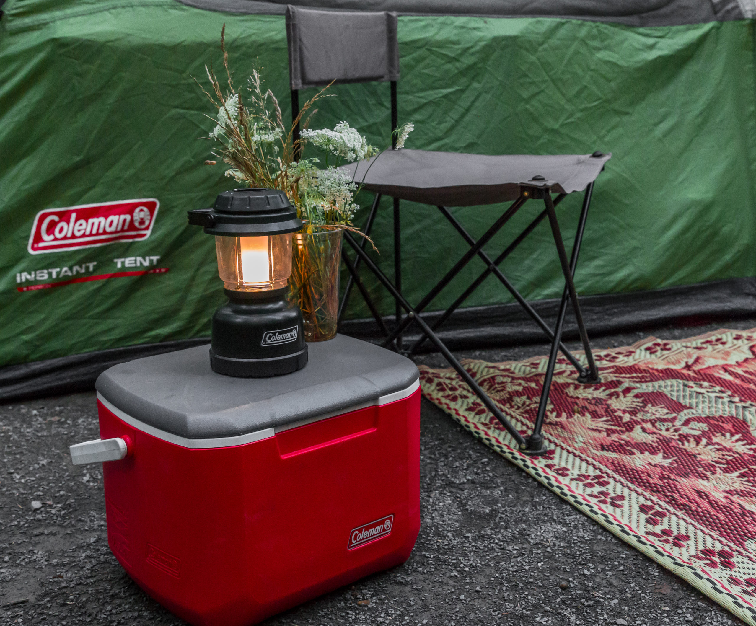 How to Glamp: 7 essentials for making your tent more luxurious