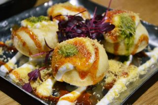 Dahi Puri Best street food around the world